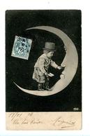 Homme Dans La Lune - Fiabe, Racconti Popolari & Leggende