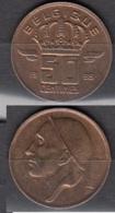 Belgique 1998 Pièce De 0.50 Francs Mineur Circulé - 1993-...: Albert II