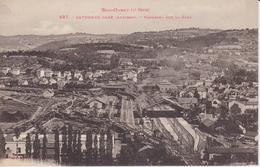 AVEYRON - 497 - CAPDENAC  GARE - Panorama Sur La Gare - Altri Comuni