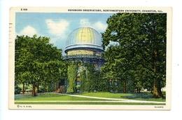 Dearborn Observatory - Northwestern University - Evanston Illinois (1953) - Astronomy