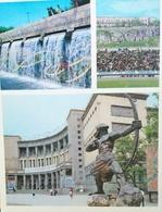 Postcard Stadium Erevan Armenia Stadion Stadio - Estadio - Stade - Football - Fútbol
