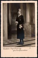 C6959 - Hübsche Junges Mädchen Im Kleid - Mode Frisur - Pretty Young Girl - Fotografie