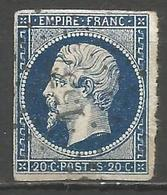FRANCE - Oblitération Petits Chiffres LP 1557 ISSIGEAC (Dordogne) - 1849-1876: Classic Period