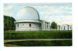 New U.S. Naval Observatory Dome 36 Inch Lense - Washington D.C. - Astronomy