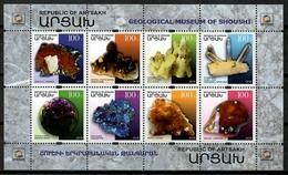 Artsakh Nagorno Karabakh 2018 / Minerals Geology MNH Minerales Mineralien / Cu14320  4-16 - Minerales