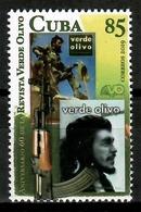 Cuba 2019 / Che Guevara Verde Olivo Magazine MNH / Cu14308  C4-4 - Celebridades