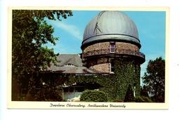 Dearborn Observatory - Northwestern University - Astronomy