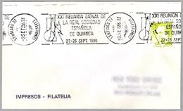 REAL SOCIEDAD ESPAÑOLA DE QUIMICA - Chemistry. Santiago De Compostela, La Coruña, Galicia, 1986 - Química