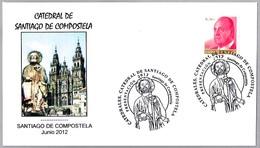 CATEDRAL DE SANTIAGO DE COMPOSTELA. Santiago, La Coruña, Galicia, 2012 - Cristianismo