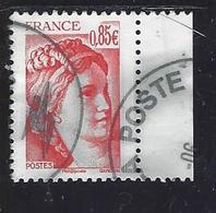 FRANCE 5184° 0,85€ Rouge Sabine De Gandon 71ème Salon Philatélique D'automne (10% De La Cote + 0,15) - 2010-.. Matasellados