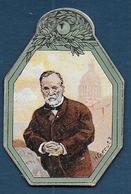 Insigne Carton Journée Pasteur  1923 - Vieux Papiers