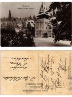 CPA AK SINAIA Catelul Pelisor Earna ROMANIA (503186) - Rumänien
