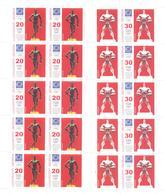 2004. Georgia, Olympic Games Ahtens 2004, 4 Sheetlets,  Mint/** - Georgië