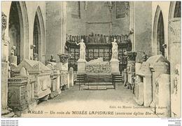 13 ARLES. Musée Lapidaire Ancienne Eglise Sainte Anne - Arles