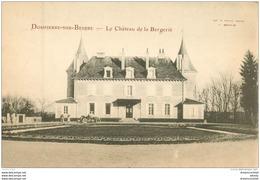 03 DOMPIERRE-SUR-BESBRE. Château De La Bergerie AvecTacot Devant - France
