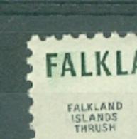 Falkland Is: 1966   QE II - Birds    SG227a   ½d   [Wmk Sideways] [Weak Entry]    MNH - Falkland Islands