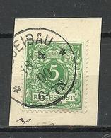 Deutsches Reich 1889 Michel 46 O Adler Gut Gestempelt - Deutschland