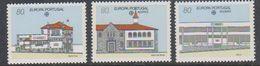 Europa Cept 1990 Portugal, Azores, Madeira 3v ** Mnh (44112L) - 1990