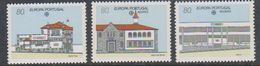 Europa Cept 1990 Portugal, Azores, Madeira 3v ** Mnh (44112L) - Europa-CEPT