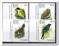 Sri Lanka 2017, Postfris MNH, Birds - Sri Lanka (Ceylon) (1948-...)
