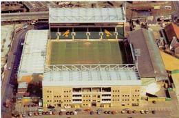 Postcard Stadium Norwich England Sports Stade Stadio Estadio Football Soccer Calcio Sport - Fussball