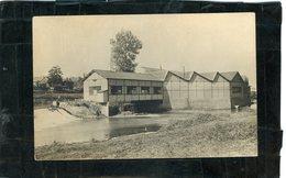 CARTE PHOTO  FOULAIN  L'usine Sur Les Bords De La Marne - Autres Communes