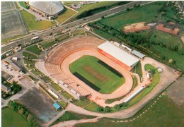 Postcard Stadium Bradford England Stadion Sports Stade Stadio Estadio Football Soccer Calcio Sport - Fussball