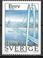 Suède 1997 1998 Neuf Pont Höga Kusten - Suecia