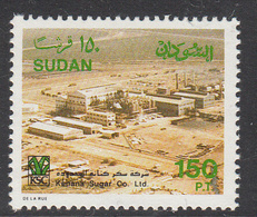 1991 Sudan 150p Definitive Kenana Sugar Refinery  MNH  **MUCH CHEAPER THAN BUYING SET!** - Soudan (1954-...)