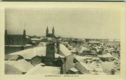 ALBEROBELLO ( BARI ) EFFETTO NEVE - EDIZIONE INDIVERI  (3460) - Bari