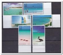 Cuba 2017, Postfris MNH, Birds, Views, Boat, Beach - Ongebruikt