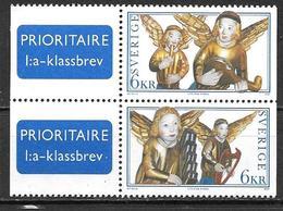 Suède 1997 2009/2010 Neufs Noël - Sweden