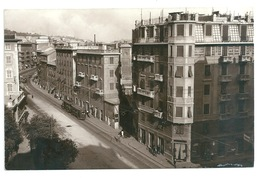 GENOVA CORNIGLIANO - Via Garibaldi - (Tram) - Genova