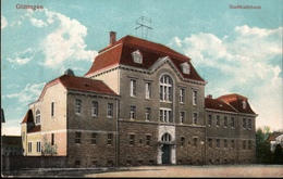 ! Alte Ansichtskarte Göttingen, Stadtbadehaus, 1916 - Goettingen