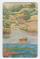 St Vincent GPT Phonecard (Superb Used) Code 7CSVA - St. Vincent & Die Grenadinen