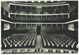 Oleggio - Cinema Teatro - Interno - Novara