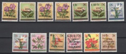 1961. Sud-Kasaï. COB N° 1/13 *, MH. Cote 2018 : 60 €. - Sud-Kasaï