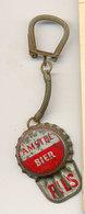 Porte Clé Biere Amstel Pils 1950 - Autres Collections