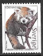 Suède 1997 1991 Neuf Panda Arctique - Ongebruikt