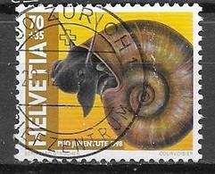 Schweiz Mi. Nr.: 1664 Gestempelt (szg98er) - Switzerland