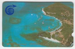 St Vincent GPT Phonecard (Superb Used) Code 1CSVC - San Vicente Y Las Granadinas