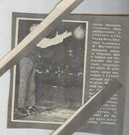 JAMES NAISMITH....TEAM...PALLACANESTRO....VOLLEY BALL...BASKET - Tarjetas
