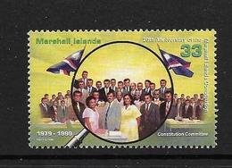 MARSHALL 1999 CONSTITUTION  YVERT N°1128 NEUF MNH** - Micronesia