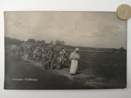 Polnische Flüchtlinge, Deutsche Feldpost, 1916 - Polonia