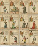 CARTES A JOUER JEU CARTES ANCIEN Grimaud Divinatoire Cartomancie 36 Cartes Circa 1890 - Andere