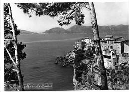 Tellaro (La Spezia). Panorama. - La Spezia