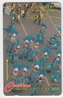 St Vincent GPT Phonecard (Superb Used) Code 52CSVD - St. Vincent & The Grenadines