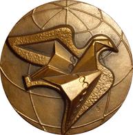 ESPAÑA. MEDALLA F.N.M.T. PRIMER CONGRESO INTERNACIONAL FILATELIA. BARCELONA 1.960. ESPAGNE. SPAIN MEDAL - Profesionales/De Sociedad