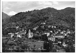 Rocchetta Vara (La Spezia). Panorama. - La Spezia