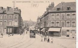 *** 78  ***  SAINT QUENTIN  En YVELINE La Rue De L'isle Et Le Tramway -- TTBE  Neuve/unused - - St. Quentin En Yvelines